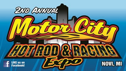 Come see us at the Motor City Expo